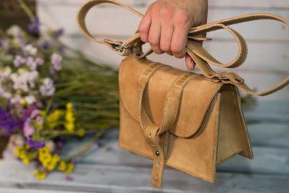 JANE маленькая кожаная женская сумка сумочка  купить