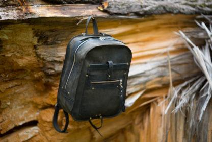женский кожаный рюкзак из натуральной кожи купить