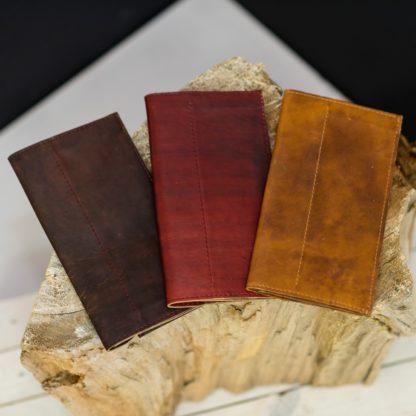Большой кожаный кошелёк, яркий кошелек, кошелек натуральная кожа, купить кошелек, mrs.bag