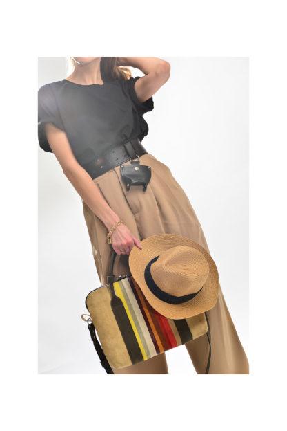Lara Macaron женская сумка кожа, сумка из натуральной кожи, mrs.bag